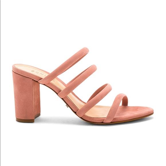 2cb769e879 SCHUTZ Shoes | Felisa Mule In Poppy Rose | Poshmark